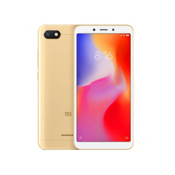 Смартфон Xiaomi Redmi 6A 2/16Gb Gold купить в Уфе