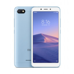 Смартфон Xiaomi Redmi 6A 2/32Gb Blue купить в Уфе