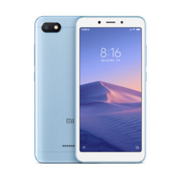 Смартфон Xiaomi Redmi 6A 2/16Gb Blue купить в Уфе
