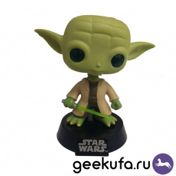 Фигурка Funko POP 02 Star Wars - Yoda 12cm купить в Уфе