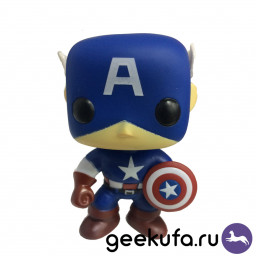 Фигурка Funko POP 06 Marvel - Captain America 10cm купить в Уфе