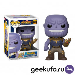Фигурка Funko POP 289 Marvel - Thanos 13cm купить в Уфе