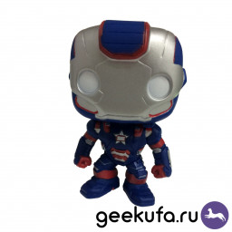 Фигурка Funko POP 25 Marvel - Iron Patriot 3 10cm купить в Уфе