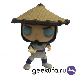 Фигурка Funko POP 254 Mortal Kombat - Raiden 10cm купить в Уфе