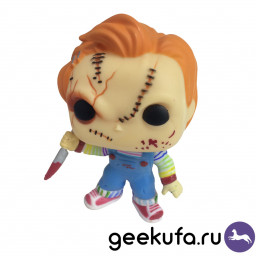 Фигурка Funko POP 315 Child's Play 2 - Chucky 10cm купить в Уфе