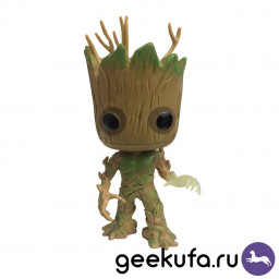 Фигурка Funko POP 49 Marvel - Groot (without hands) 10cm купить в Уфе
