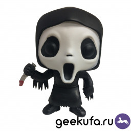 Фигурка Funko POP 51 Scream - Ghostface Killah 10cm купить в Уфе