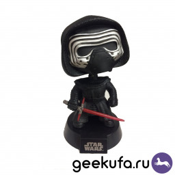 Фигурка Funko POP 60 Star Wars - Kylo Ren 10cm купить в Уфе