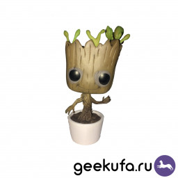 Фигурка Funko POP 65 Marvel - Dancing Groot 10cm купить в Уфе