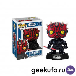 Фигурка Funko POP 09 Star Wars - Darth Maul 13cm купить в Уфе