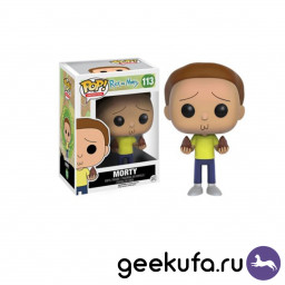 Фигурка Funko POP 113 Rick & Morty - Morty 10cm купить в Уфе