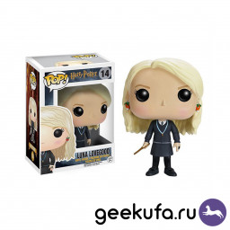 Фигурка Funko POP 14 Harry Potter - Luna Lovegood 10cm купить в Уфе