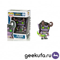 Фигурка Funko POP 14 WOW - Illidan 12cm купить в Уфе