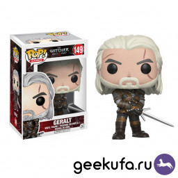 Фигурка Funko POP 149 The Witcher - Geralt 10cm купить в Уфе