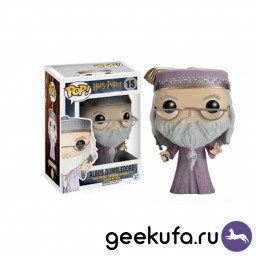 Фигурка Funko POP 15 Harry Potter - Albus Dumbledore 10cm купить в Уфе