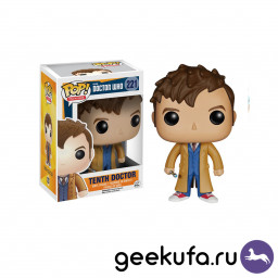Фигурка Funko POP 221 Doctor Who: Tenth Doctor купить в Уфе