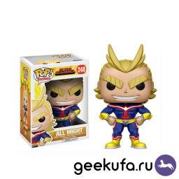 Фигурка Funko POP 248 Boku no Hero Academia - All Might 10cm купить в Уфе