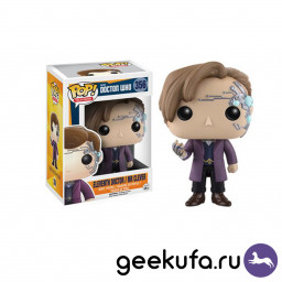 Фигурка Funko POP 356 Doctor Who - Eleventh Doctor as Mr. Clever купить в Уфе