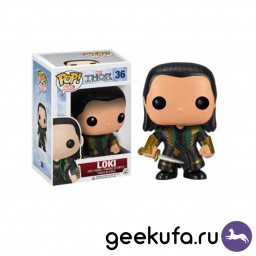 Фигурка Funko POP 36 Thor: The Dark World- Loki 12cm купить в Уфе
