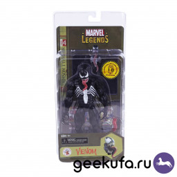 Фигурка Marvel Legends - Venom 18 см купить в Уфе