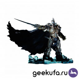 Фигурка World Of WarCraft Deluxe Series 7: Lich King - Arthas Menethil купить в Уфе