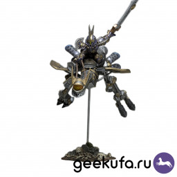 Фигурка World Of WarCraft Series 2: Gnome Warrior: Sprocket Gyrospring купить в Уфе