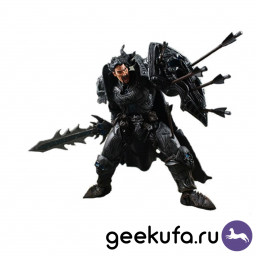 Фигурка World Of WarCraft Series 2: Human Warrior: Archilon Shadowheart купить в Уфе
