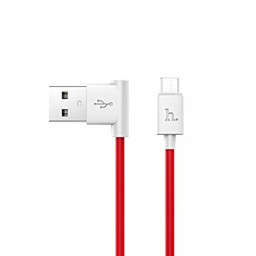 Micro USB Hoco UPM10 L Cable Quick Charge & Data micro USB 1.2m красный купить в Уфе