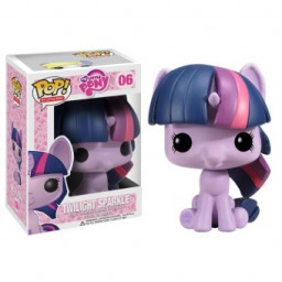 Фигурка Funko POP 06 My Little Pony - Twilight Sparkle 9cm купить в Уфе