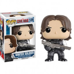 Фигурка Funko POP 129 Marvel - Winter Soldier 12cm купить в Уфе