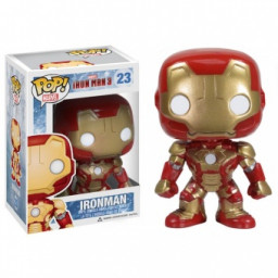 Фигурка Funko POP 23 Marvel - Iron Man 3 10cm купить в Уфе