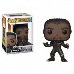 Фигурка Funko POP 273 Marvel - Black Panther 10cm купить в Уфе