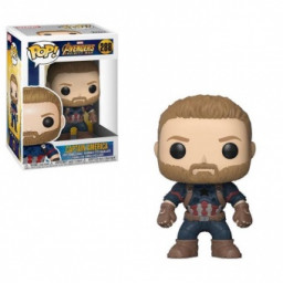 Фигурка Funko POP 288 Marvel - Captain America 10cm купить в Уфе