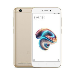Смартфон Xiaomi Redmi 5A 16Gb Gold купить в Уфе