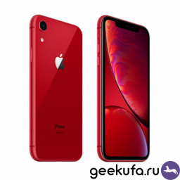 Смартфон Apple iPhone XR 128Gb Red купить в Уфе