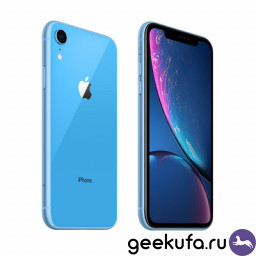 Смартфон Apple iPhone XR 128Gb Blue купить в Уфе