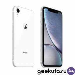 Смартфон Apple iPhone XR 64Gb White купить в Уфе
