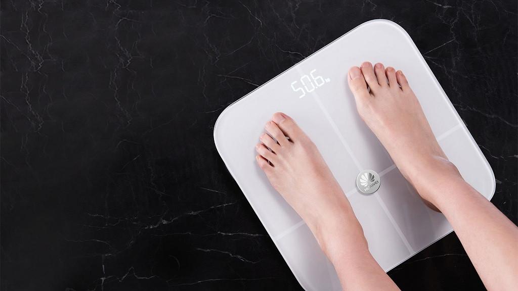Умные весы Huawei Smart Scales