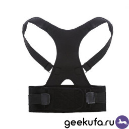 Поддерживающий корсет AIRPOP shaping body posture correction belt купить в Уфе