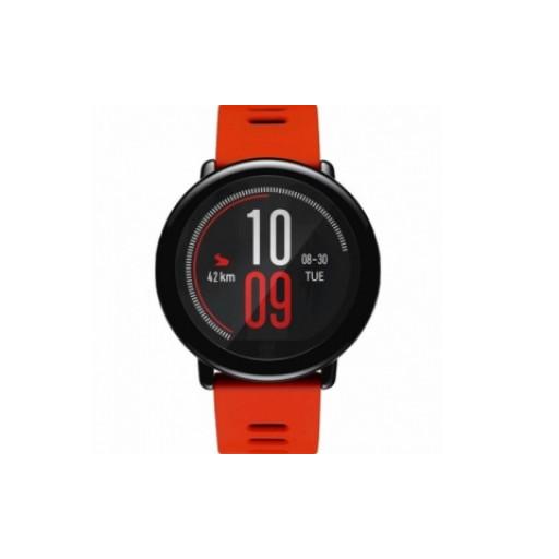 Смарт часы Amazfit Pace красные   Интернет-магазин смартфонов и ... 9375f1660479e