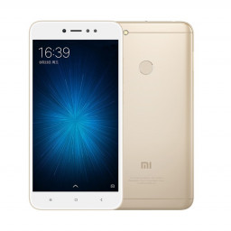 Смартфон Xiaomi Redmi Note 5A Prime 32Gb+3Gb Gold купить в Уфе