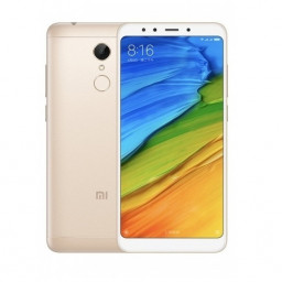 Смартфон Xiaomi Redmi 5 32Gb+3Gb Gold купить в Уфе