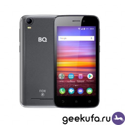 Смартфон BQ BQ-4583 Fox Power Gray купить в Уфе