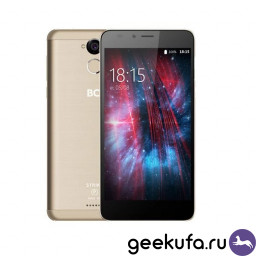 Смартфон BQ BQS-5510 Power Max 4G Gold купить в Уфе