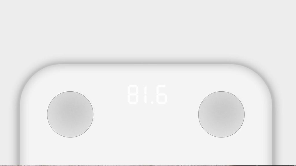 Mi Smart Scales 2