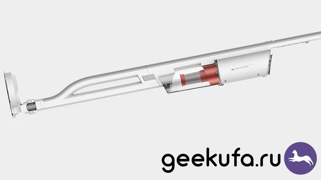 Купить пылесос Xiaomi DX800S Deerma Vacuum Cleaner